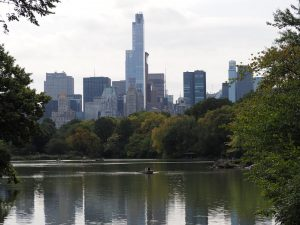 New York, la mégapole vue de Central Park