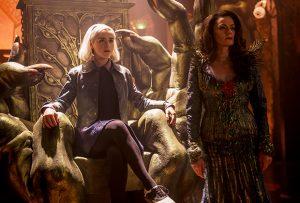Sabrina & Lilith