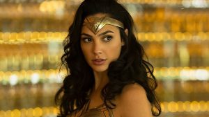 Wonder woman, Gal Gadot, deus ex machina du Batman vs Superman