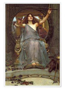 Circé offrant la coupe de poison à Ulysse