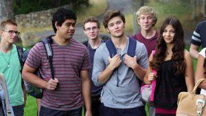 Les bullies du lycée - A l'épreuve du lycée, téléfilm
