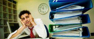 Le stress du surmenage