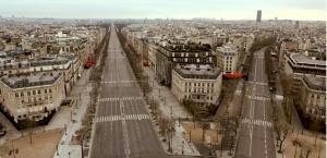 Paris vidé de ses habitants