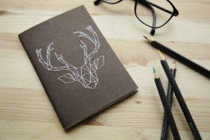 cahier d'écrivaine