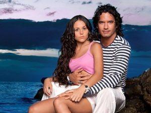 Estrella et Victor Emmanuel dans Amour Ocean
