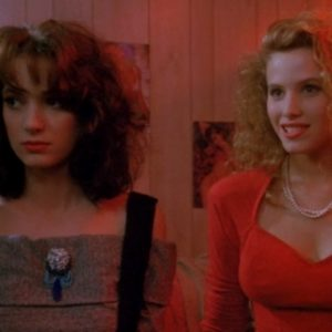 Heather Chandler & Veronica dans Heathers