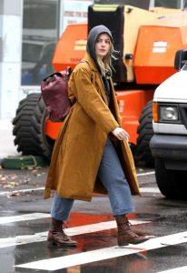 Emma Stone dans Maniac