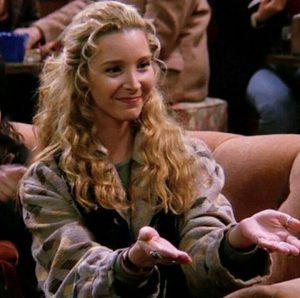 Phoebe Buffay la mystérieuse