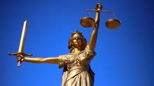 Une justice aveugle
