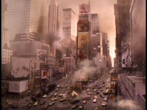Le fléau, téléfilm tiré d'un roman de Stephen King, résonance avec notre réalité actuelle