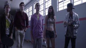 Cinq lycéens en danger