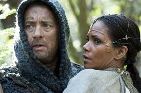 Tom Hanks et Halle Berry dans Cloud Atlas