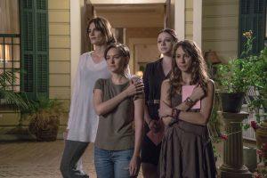 Quatre soeurs unies par le secret
