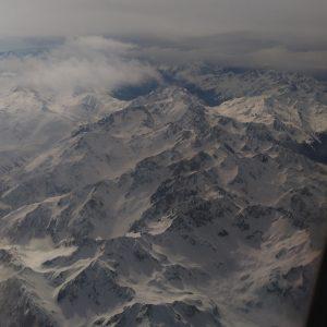 Que la montagne est belle…