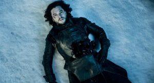 Jon Snow est mort