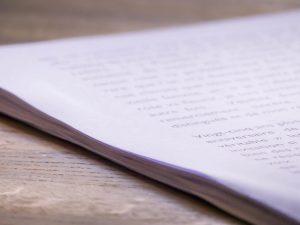 Envoyer un manuscrit pour publication
