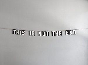 La fin qui n'arrive jamais