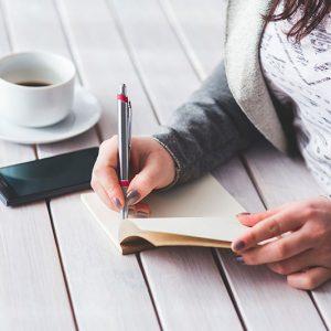 Que faire quand on n'arrive pas à écrire