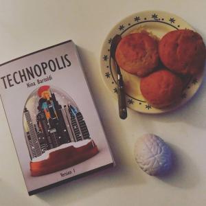 Technopolis, Nina Bartoldi