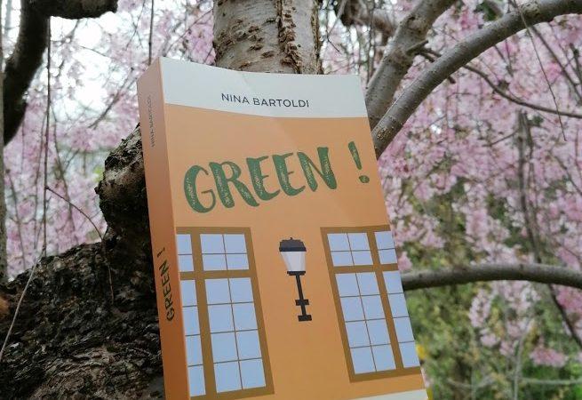 5 bonnes raisons de lire Green ! de Nina Bartoldi