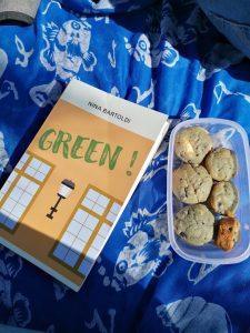 Auto-promotion de mon roman Green !