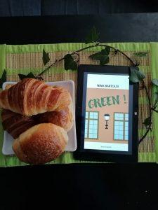 Green ! et chocolatine : idées originales de promotion