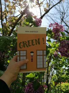 Green ! de Nina Bartoldi, mon ambition en terme de vente