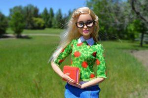 Moi en Barbie
