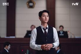 Vincenzo, série coréenne