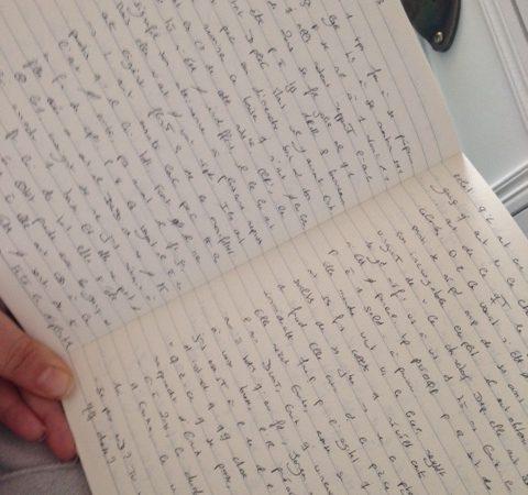 Comment j'ai commencé à écrire
