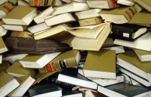 Jeter les mauvais livres
