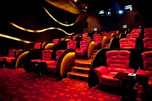Un cinéma à Seoul