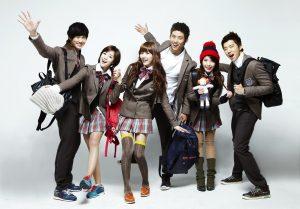 Les série coréennes, ma grande passion