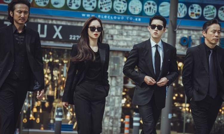 Passion séries coréennes