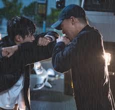 So-Moon vs Chung-Sin dans Demon catchers