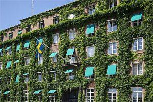 Le commissariat de Malmö en Suède