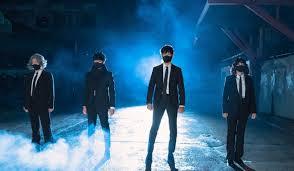 Une utilisation maline des masques dans les séries coréennes
