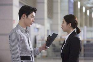 So-Bong et Nam Shin dans Are you human