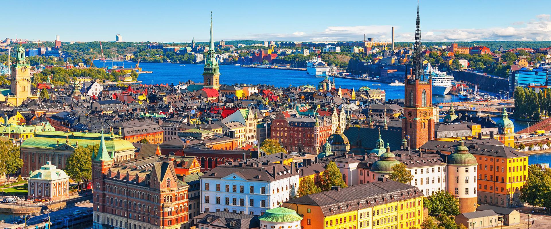 Stockholm, Paris, Milan, Rome, Montréal