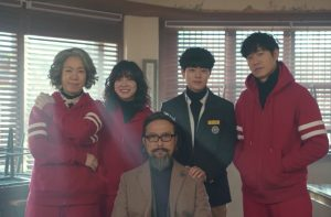 Demon catchers et la version coréenne de Tony Starck