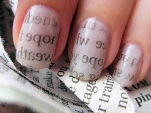 Nail art de qualité