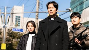 The fiery priest, série coréenne
